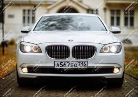 BMW 7 - Бизнес-класс напрокат в Ижевске
