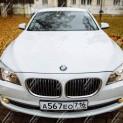 Автомобиль BMW 7